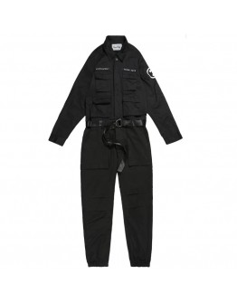 MENS LONG-SLEEVED JUMPSUIT