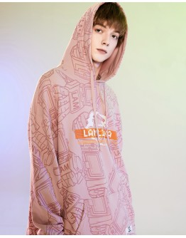 FREE SHIPPING 2020 AW COLLECTION UNISEX BEAR HOODIE SWEATER