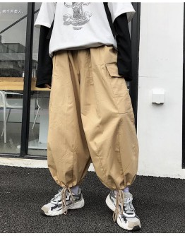 FREE SHIPPING UNISEX LOOSE CARGO PANTS