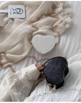 【WHB】HEART / ROUND CROSSBODY BAGS