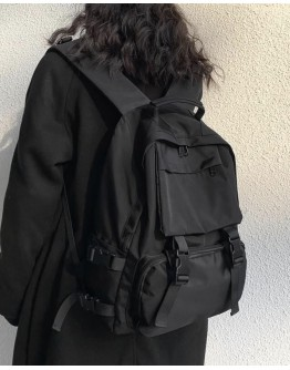 FREE SHIPPING NYLON ZIPPER BACKPACK