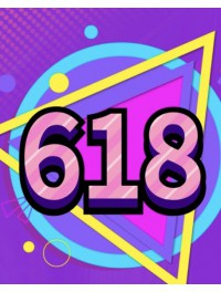 618 SALE NOW