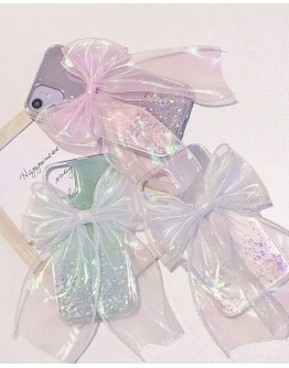 FREE SHIPPING IPHONE BOWKNOT BLING-BLING CASE
