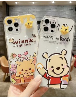 FREE SHIPPING WINNIE THE POOH HEAD CASE FOR IPHONE