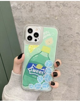 FREE SHIPPING DRIFTAGE SWEET DRINK CASE FOR IPHONE