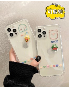 FREE SHIPPING HAPPY NICE CASE FOR IPHONE