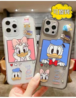 FREE SHIPPING DONALD DUCK DAISY DUCK CASE FOR IPHONE