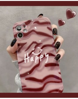 FREE SHIPPING HAPPY SMILE TPU CASE FOR IPHONE