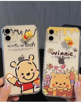 FREE SHIPPING IPHONE WINNIE THE POOH PHONE CASE