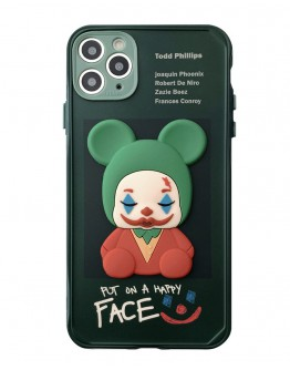 FREE SHIPPING HAPPY FACE CASE FOR IPHONE