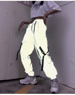 UNISEX REFLECTIVE POLYESTER TROUSERS
