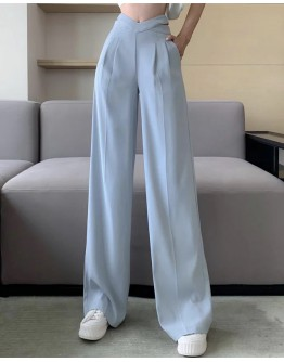 FREE SHIPPING LADIES CUT-OUT MAXI PANTS