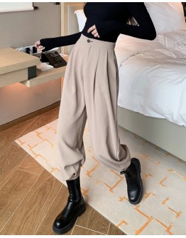 FREE SHIPPING LADIES POLYESTER TROUSERS