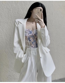 FREE SHIPPING FLORA VEST/ COAT / TROUSERS