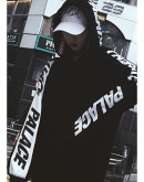【GS】UNISEX PALACE PRINT HOODED SWEATER