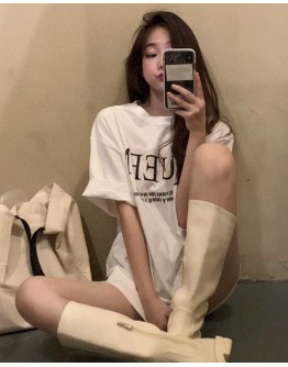 FREE SHIPPING QUEEN LONG-LINE TOPS