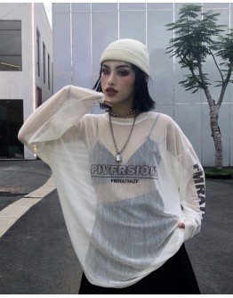 FREE SHIPPING PIVFRSIOM LONG-SLEEVED TOPS