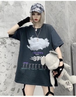 FREE SHIPPING LADIES WEATHER FORECAST TOPS