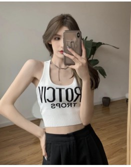 FREE SHIPPING LADIES AIRPTCIV KNITTED SHORT VEST