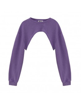 FREE SHIPPING LADIES COTTON LONG-SLEEVED OUTWEAR TOPS