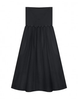 FREE SHIPPING OFF-THE-SHOULDER BASIC DRESS