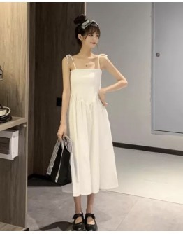 FREE SHIPPING CAMISOLE DRESS / BACKLESS CHAIN COAT